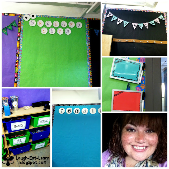 Summer time is meant for family vacations, getting crafts done, and for setting up your first classroom!