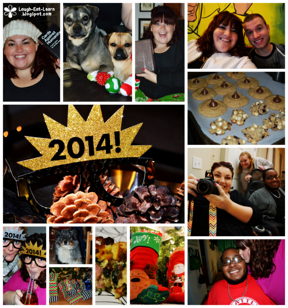 2013 has been a great year for Laugh Eat Learn! So many changes and celebrations. I'm gathered the best of from the blog to share with you!
