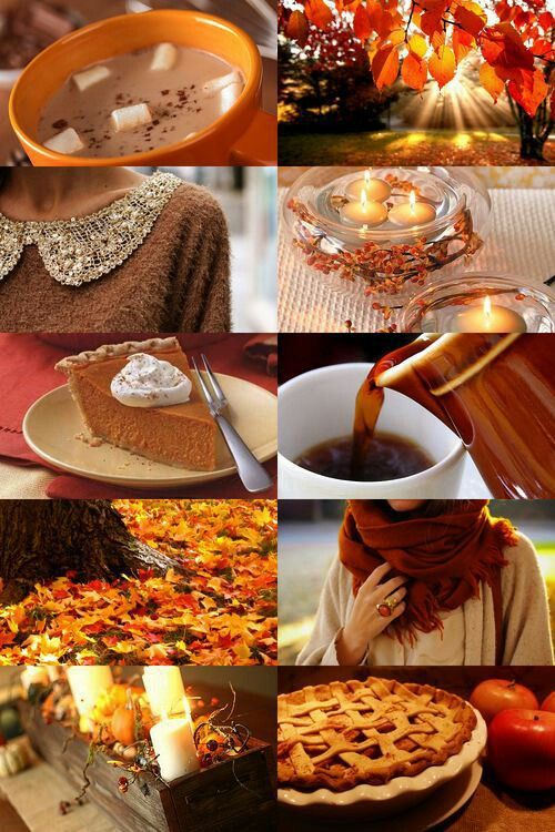 Fall Time Inspiration