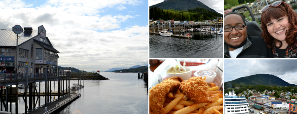 We sailed away to Alaska through Carnival cruises and am sharing our journey here. It was a perfect vacation away during mid-may!