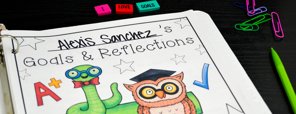 Goal setting is such an important part of a student's life. Whether you begin at the start of the school year, the new year, or around conferences, this student workbook is perfect having students to take charge and reflect on their own learning.