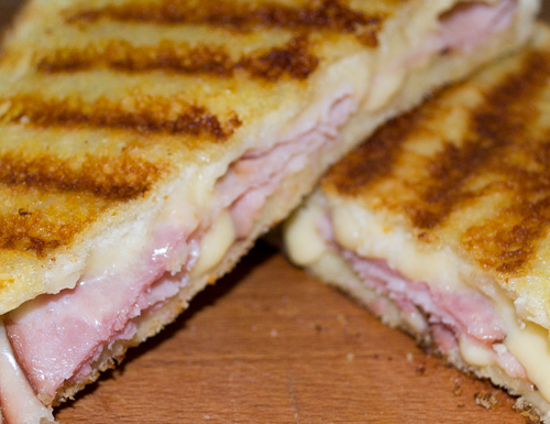 Grilled Cheese with HillShire Farm Naturals