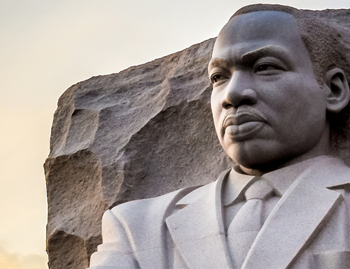 MLK Suit & Tie Writing Freebie
