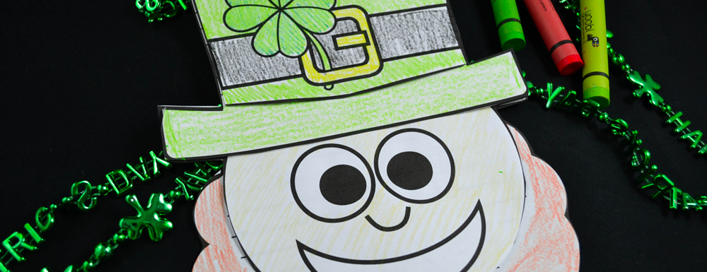 Writing about Lucky Leprechauns