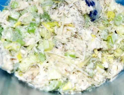 Summer Chicken Salad